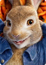 Раскраски - Фильм - Кролик Питер (Peter Rabbit) 2018