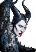 Раскраски - Фильм - Малефисента: Владычица тьмы (Maleficent: Mistress of Evil) 2019