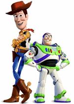 Раскраски - Мультфильм - История игрушек (Toy Story)