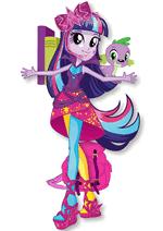 Раскраски - Мультфильм - Мой маленький пони: Девочки из Эквестрии – Радужный рок (My Little Pony: Equestria Girls – Rainbow Rocks)
