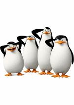 Раскраски - Мультфильм - Пингвины Мадагаскара (Penguins of Madagascar) 2014