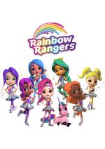 Раскраски - Мультфильм - Радужные Рейнджеры (Rainbow Rangers)