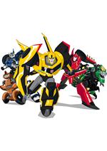 Раскраски - Мультфильм - Трансформеры: Роботы под прикрытием (Transformers: Robots in Disguise)