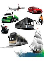 Раскраски - Транспорт