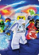 Раскраски для мальчиков - LEGO Ниндзяго. Мастера Кружитцу (LEGO Ninjago. Masters of Spinjitzu)