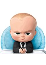 Раскраски - Мультфильм - Босс - молокосос (The Boss Baby)