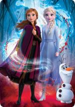 Раскраски - Мультфильм - Холодное сердце 2 (Frozen 2) 2019