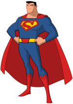Раскраски - Мультфильм - Лига справедливости в действии (Justice League Action)
