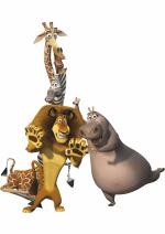 Раскраски - Мультфильм - Мадагаскар (Madagascar)