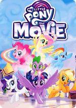 Раскраски - Мультфильм - My Little Pony в кино (My Little Pony: The Movie) 2017