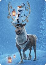 Раскраски - Мультфильм - Олаф и холодное приключение (Olaf's Frozen Adventure) 2017