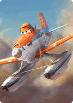 Раскраски - Мультфильм - Самолёты: Огонь и вода