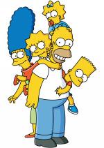 Раскраски - Мультфильм - Симпсоны (The Simpsons)