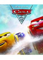 Раскраски - Мультфильм - Тачки 3 (Cars 3) 2017