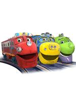 Раскраски - Мультфильм - Весёлые паровозики из Чаггингтона (Chuggington)