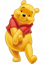 Раскраски - Мультфильм - Винни-Пух (Дисней) (Winnie the Pooh)