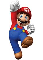 Раскраски - Видеоигра - Супер Марио (Super Mario)