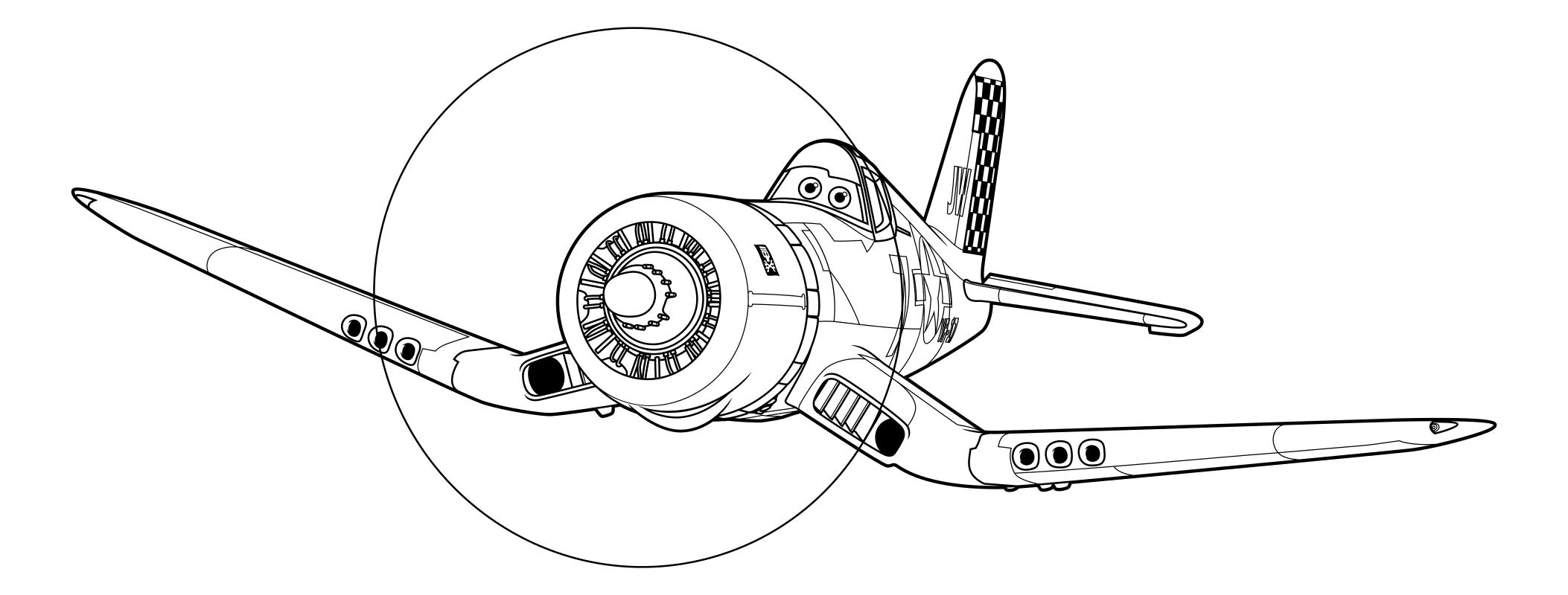 раскраска самолеты шкипер райли Mirchild