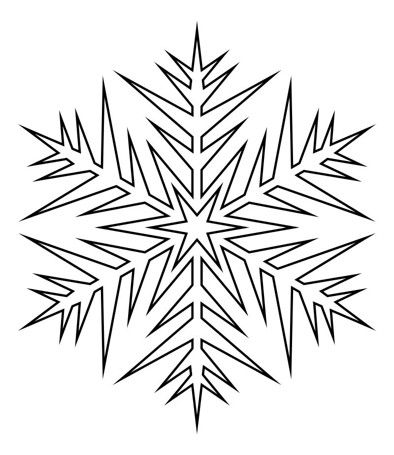 данный картинки снежинок печатать клея для