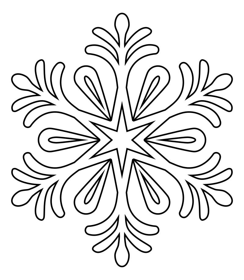Снежинки в картинках для раскрашивания, картинки надписями про